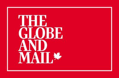 Globe and Mail Reports Economic Slowdown
