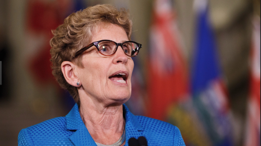Premier Wynne Says 'No' to Road Tolls