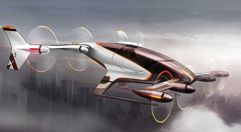 Airbus Plans Self-Flying Car by 2018
