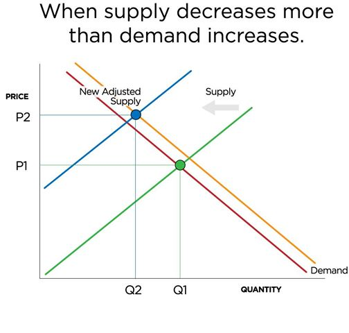 The Law of Supply and Demand