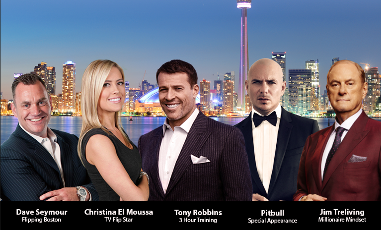 Real Estate Wealth Expo in Toronto