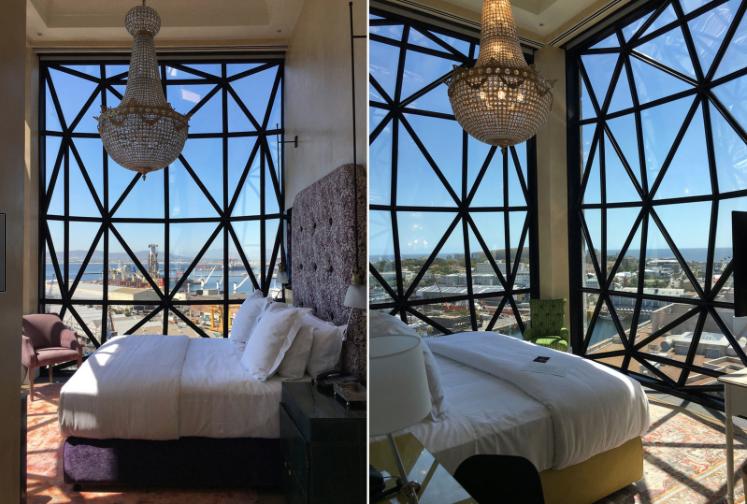 Silo Hotel in Cape Town