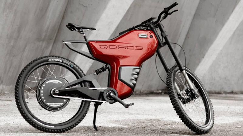 Cool Electric Bike