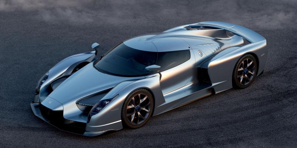 Incredible and Stunning Car