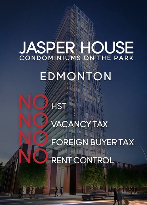 Edmonton – Great Place to Invest