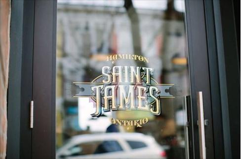 Saint James, Hamilton Ontario