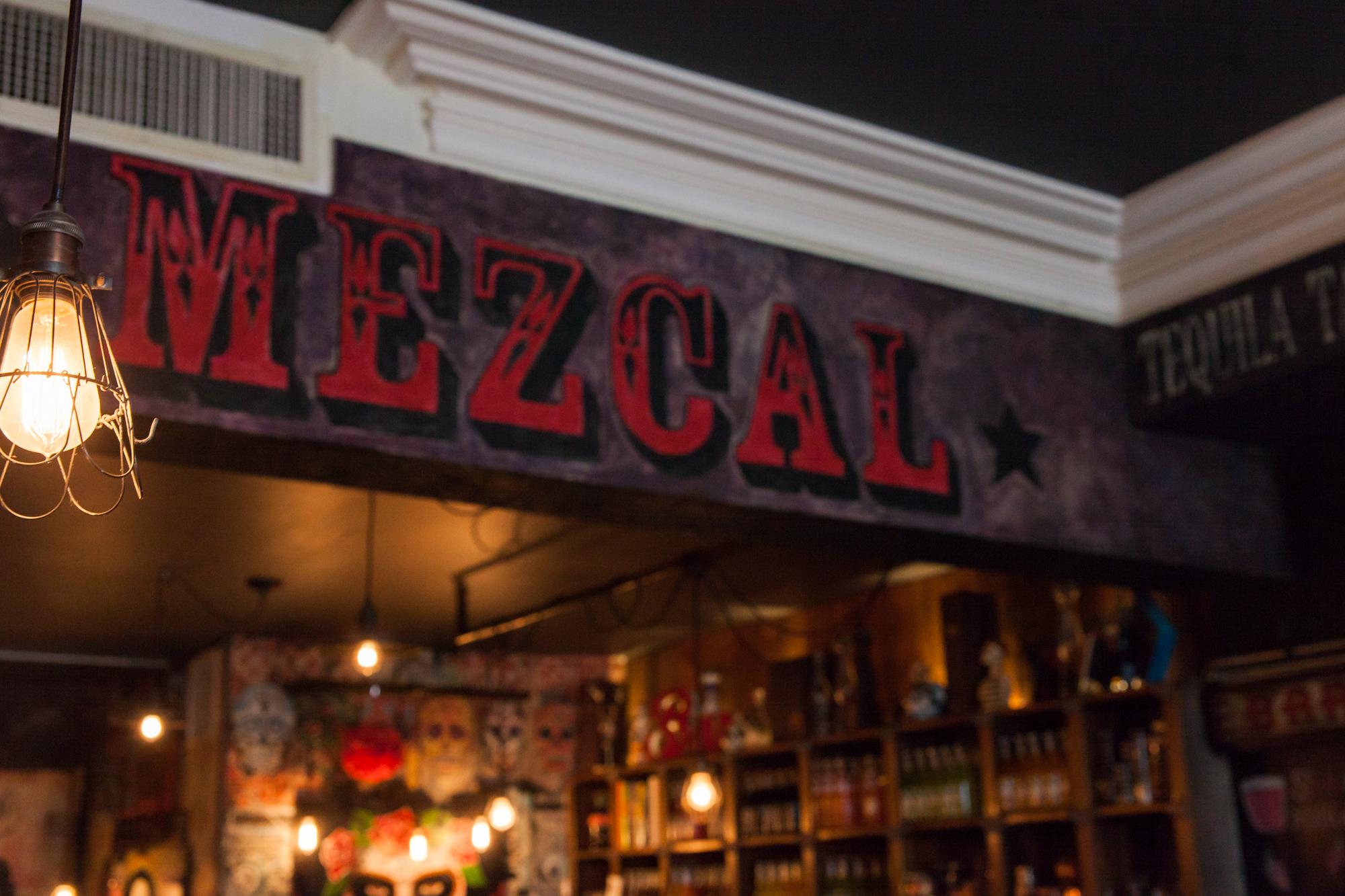 Mezcal TNT