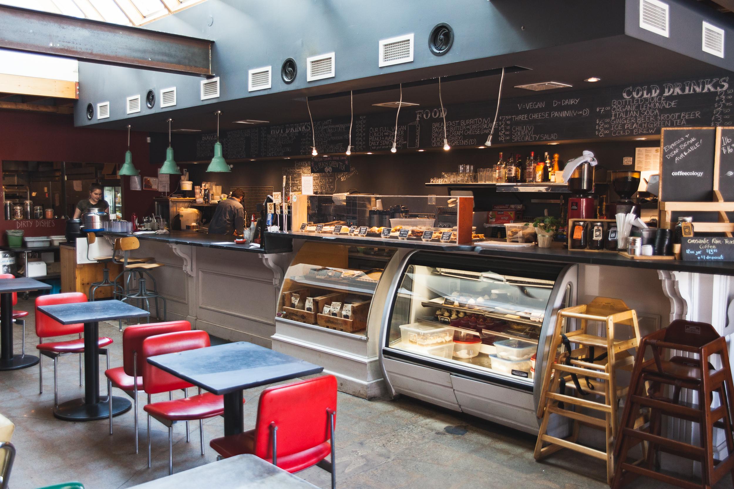 Democracy Coffee House